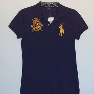 New Ralph Lauren Sport short sleeve polo shirt